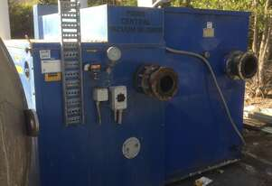 PDL Blower in silenced cabinet