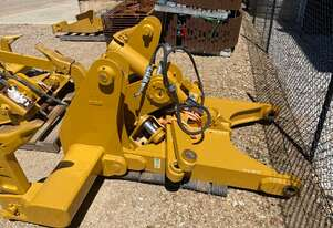 Caterpillar D6T Multi Shank Ripper