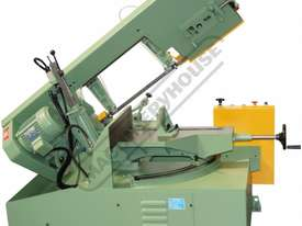 BS-10AS Semi - Automatic, Swivel Head Metal Cutting Band Saw 400 x 230mm (W x H) Rectangle Capacity - picture3' - Click to enlarge