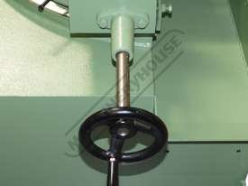 BS-10AS Semi - Automatic, Swivel Head Metal Cutting Band Saw 400 x 230mm (W x H) Rectangle Capacity - picture15' - Click to enlarge