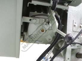 BS-10AS Semi - Automatic, Swivel Head Metal Cutting Band Saw 400 x 230mm (W x H) Rectangle Capacity - picture11' - Click to enlarge