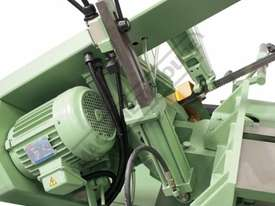 BS-10AS Semi - Automatic, Swivel Head Metal Cutting Band Saw 400 x 230mm (W x H) Rectangle Capacity - picture13' - Click to enlarge
