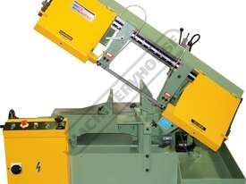 BS-10AS Semi - Automatic, Swivel Head Metal Cutting Band Saw 400 x 230mm (W x H) Rectangle Capacity - picture2' - Click to enlarge