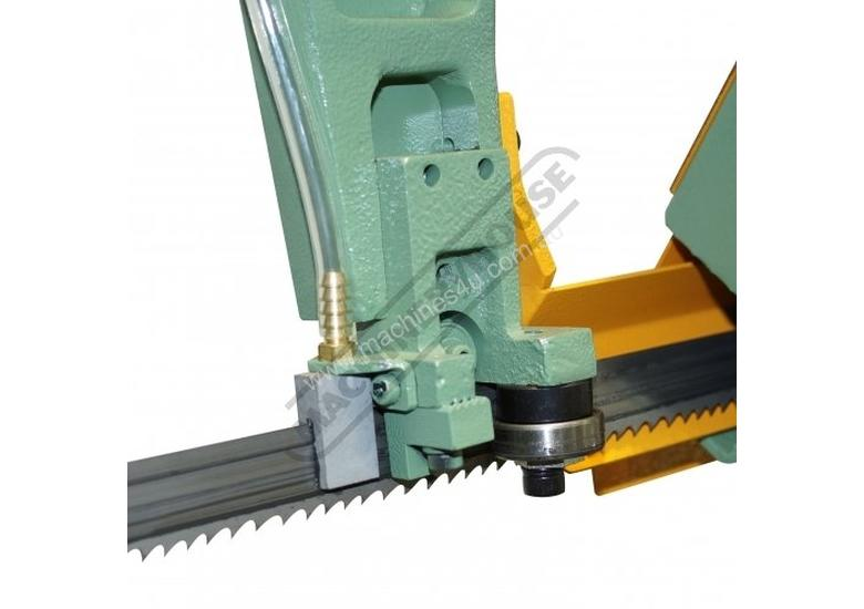 BS-10AS Semi - Automatic, Swivel Head Metal Cutting Band Saw 400 x 230mm (W x H) Rectangle Capacity