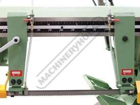 BS-10AS Semi - Automatic, Swivel Head Metal Cutting Band Saw 400 x 230mm (W x H) Rectangle Capacity - picture7' - Click to enlarge