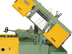 BS-10AS Semi - Automatic, Swivel Head Metal Cutting Band Saw 400 x 230mm (W x H) Rectangle Capacity - picture0' - Click to enlarge