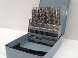 51Piece HSS Drill Set - 1.0mm - 6.0mm - 0.1mm Incr - picture1' - Click to enlarge