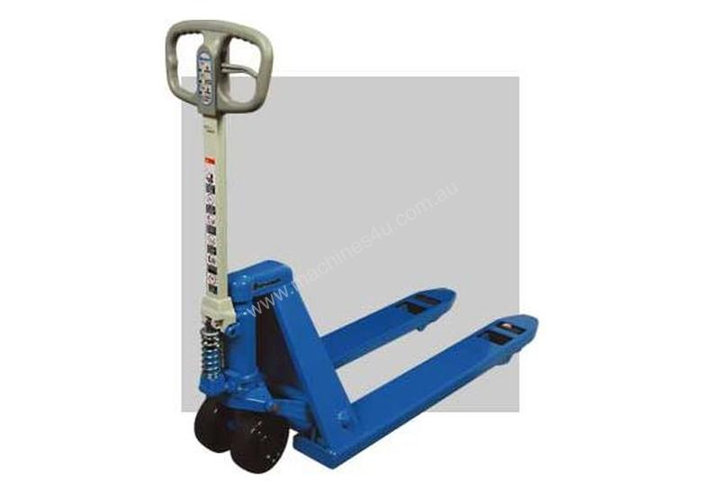 Bishamon Blue Label Hand Pallet Truck