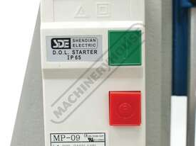M-25 Chisel Morticer 160mm timber width capacity - picture3' - Click to enlarge
