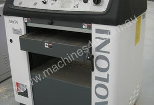 Paoloni SP63N Three phase Thicknesser