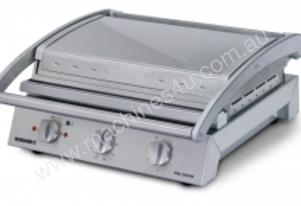 Roband GSA815S Smooth Plate 8 Slice Grill Station