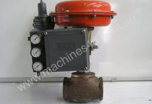 Fisher Controls 54 -24 588 Control Valve.