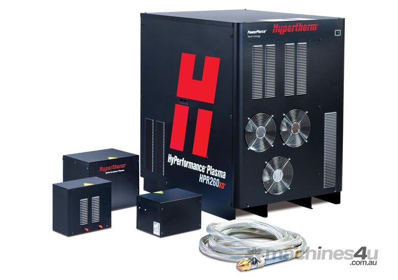 Hypertherm HPR 130XD, 260XD, 400XD Consumables