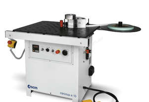 SCM E10 Contour Edgebanding Machine