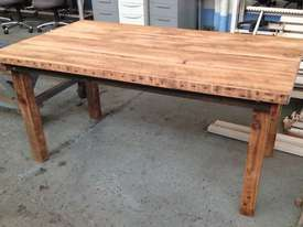 Old table. - picture0' - Click to enlarge