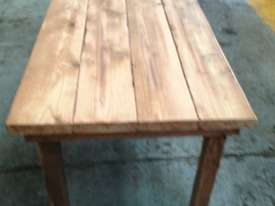 Old table. - picture2' - Click to enlarge