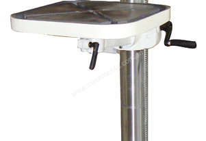 GARRICK Heavy Duty Pedestal Drill Press - 25mm cap