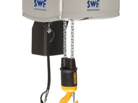 SWF Krantechnik Electric Chain Hoists - picture5' - Click to enlarge