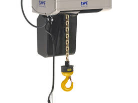 SWF Krantechnik Electric Chain Hoists - picture7' - Click to enlarge