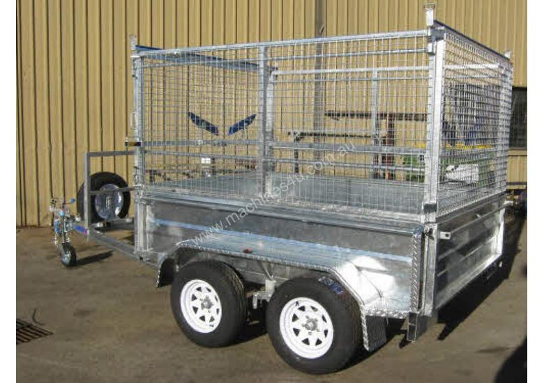 New Belco Bctbx Box Trailer In Brendale Qld