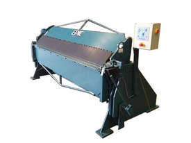 EPIC 2500 x 2.0mm Semi-Hydraulic 415V Pan Brake - picture0' - Click to enlarge