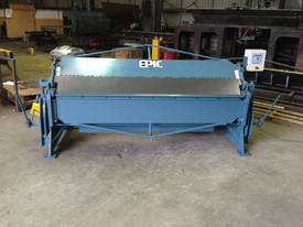 EPIC 2500 x 2.0mm Semi-Hydraulic 415V Pan Brake - picture7' - Click to enlarge