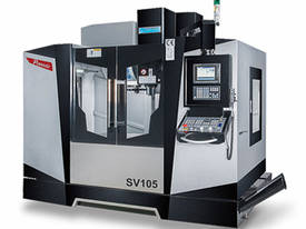 Pinnacle  SV85, SV105 Vertical Machining Centers   - picture0' - Click to enlarge