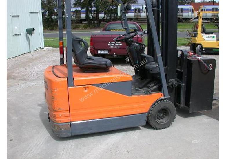 Toyota 1.8 Ton Electric Forklift