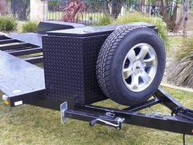 Locally Made Quality Plant/Vehicle Trailer - picture15' - Click to enlarge