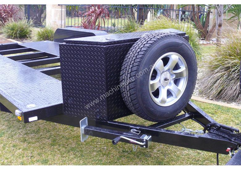 Locally Made Quality Plant/Vehicle Trailer