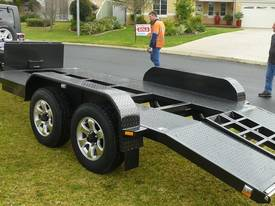 Locally Made Quality Plant/Vehicle Trailer - picture14' - Click to enlarge
