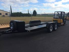 Locally Made Quality Plant/Vehicle Trailer - picture2' - Click to enlarge