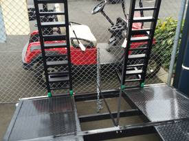 Locally Made Quality Plant/Vehicle Trailer - picture4' - Click to enlarge