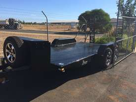 Locally Made Quality Plant/Vehicle Trailer - picture0' - Click to enlarge