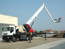 CTE B-Lift 510 HR Truck-Mounted Platform - picture3' - Click to enlarge