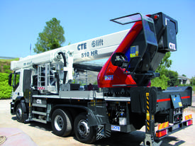 CTE B-Lift 510 HR Truck-Mounted Platform - picture15' - Click to enlarge