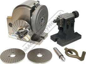BS-1 Dividing Head - Semi Universal 128mm Centre Height - picture0' - Click to enlarge