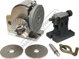 BS-1 Vertex Dividing Head - Semi Universal 128mm Centre Height - picture0' - Click to enlarge