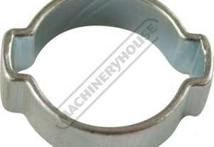 Hose Clamp (O Clip) Air Fittings Ø15 - 18mm Hose 5 Piece