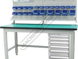 IWB-40P3 Industrial Work Bench Package Deal 1800 x 750 x 1725mm 1000kg Load Capacity - picture0' - Click to enlarge