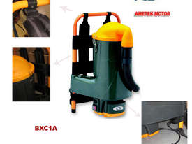 BXC1A Commercial Backpack Vacuum Cleaner - picture0' - Click to enlarge