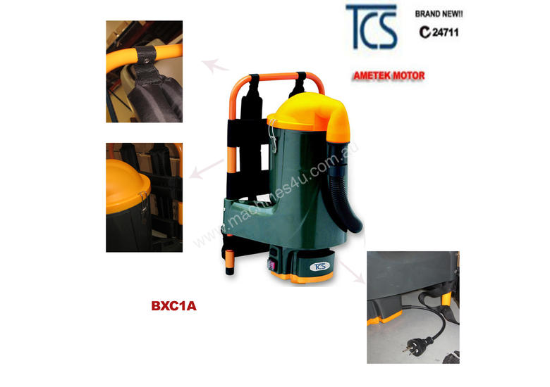 BXC1A Commercial Backpack Vacuum Cleaner