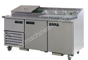 Anvil Aire UBP1800 Pizza Bar Counter - 1800mm
