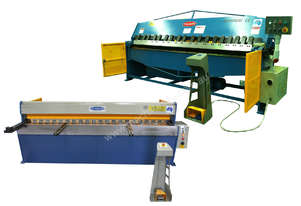 2500mm Hydraulic Panbrake Guillotine Combo - Shipping Aust Wide $150000 Tax Break Offer