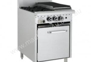 Grill and Oven Luus Model CRO2B6P-2 Burners 600