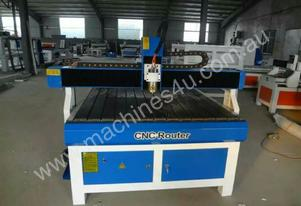 CNC Router Panther 1224 with Vacuum Table and Cylindrical Guide ways