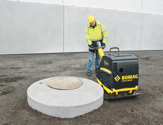 New Bomag Bpr70 70d Plate Compactor In South Granville  Nsw