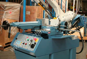 370mmx 260mm Variable Speed Double Mitre Bandsaw