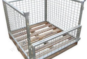 Or  Pallet Cages (Flat Packed)