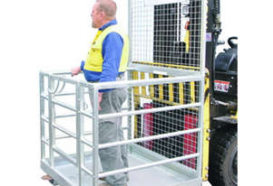 Forklift Safety Cage - Flat Packed